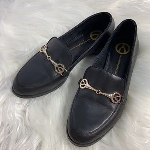 The Wishbone Collection Flat Loafers